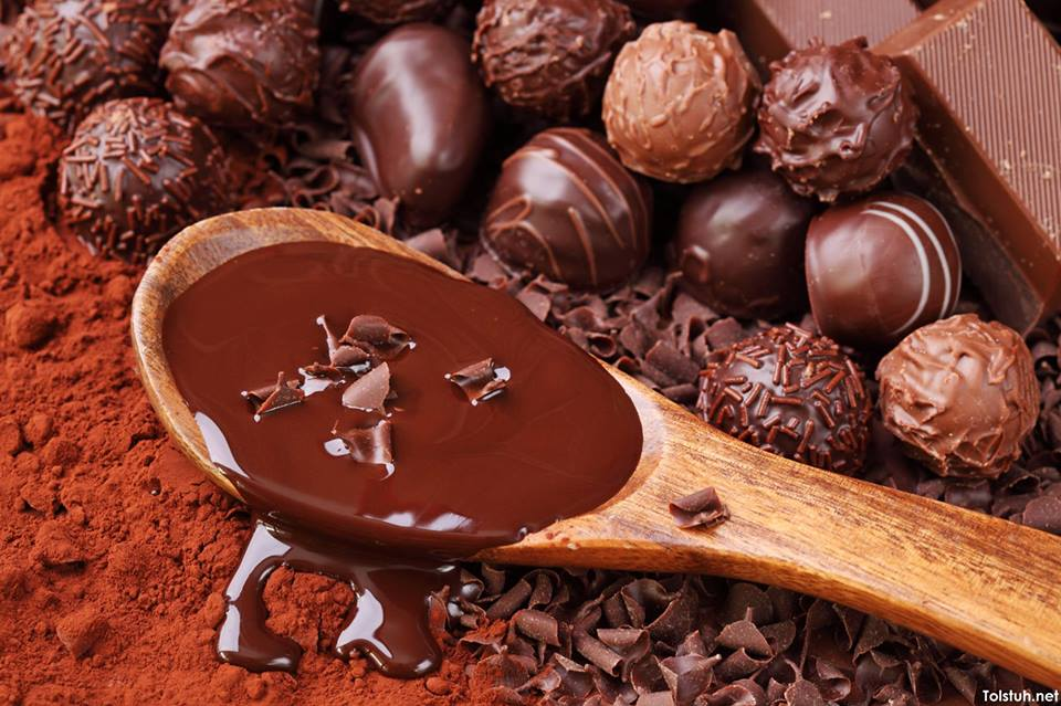 Вечеринка Страсти по шоколаду 2