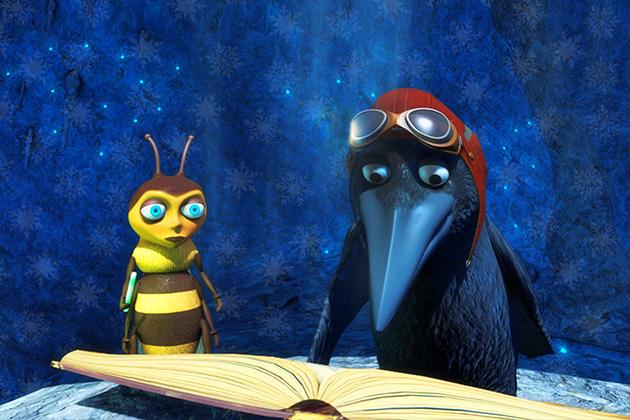 полнокупольная программа Космическая книга странствий