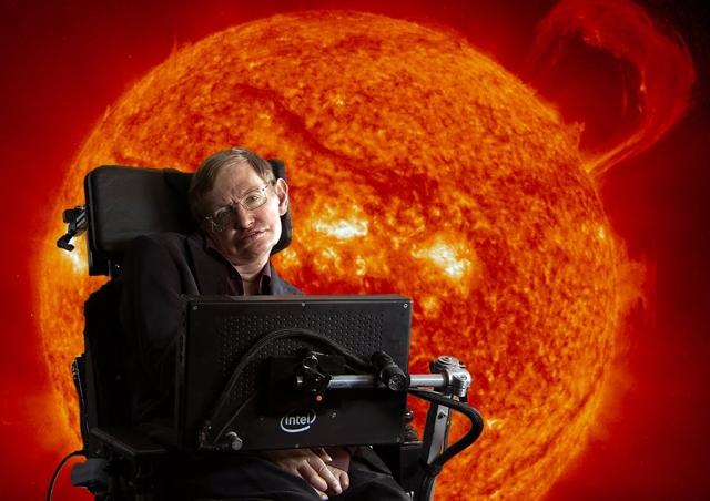 Кинопоказ Вселенная Стивена Хокинга. Космическая удача