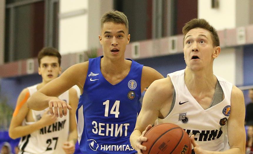 БК НН (молодежная команда) vs УНИКС-2