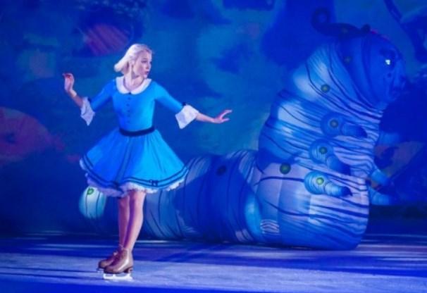 Магический спектакль на льду АЛИСА В СТРАНЕ ЧУДЕС НА ЛЬДУ