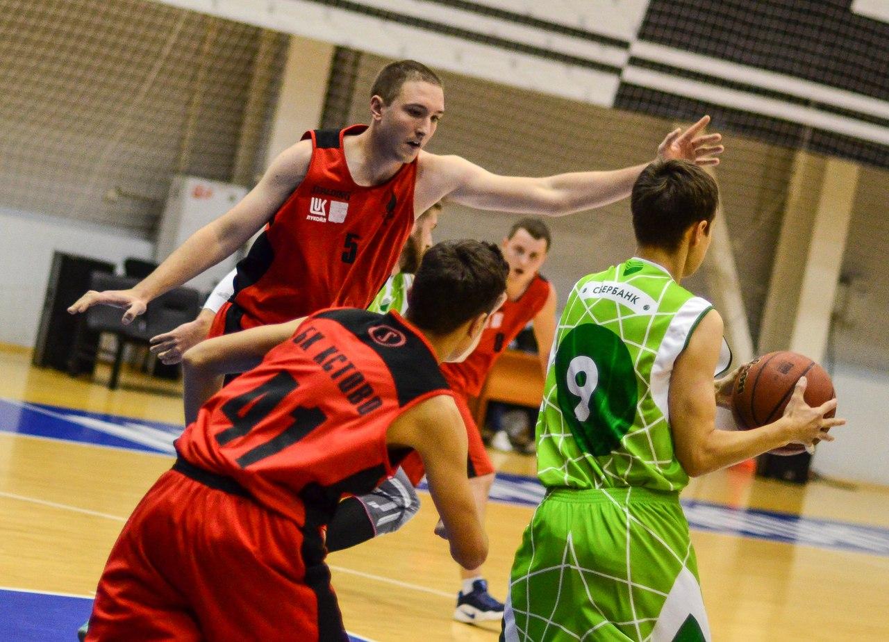 Чемпионат г. Н.Новгорода по Баскетболу сезона 17/18гг (среди мужчин)