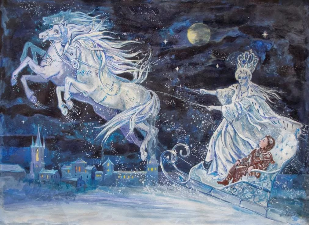 Сказка с оркестром Г.Х.Андерсен «Снежная Королева»