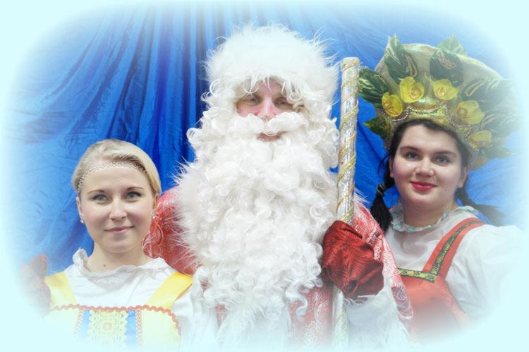 Спектакль В Царстве Морозко