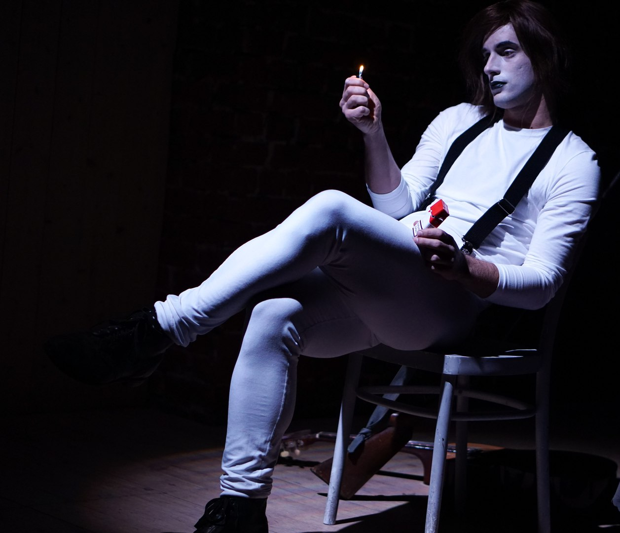 Спектакль «Кодекс курильщика»