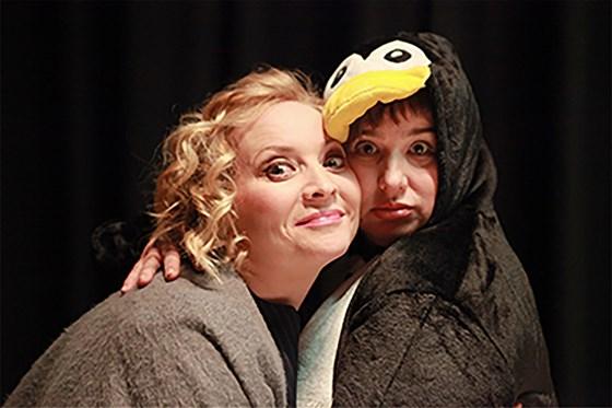 Спектакль Нелетная погода, или Брачный сезон у пингвинов
