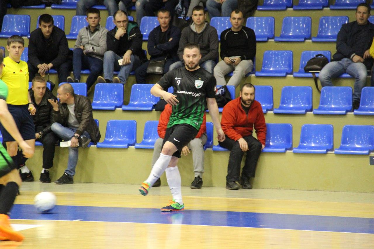 Чемпионат Н. Новгорода. Высшая лига по мини-футболу