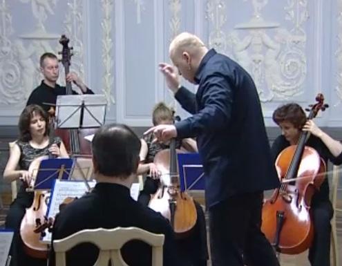 Концерт камерного оркестра Солисты Нижнего Новгорода