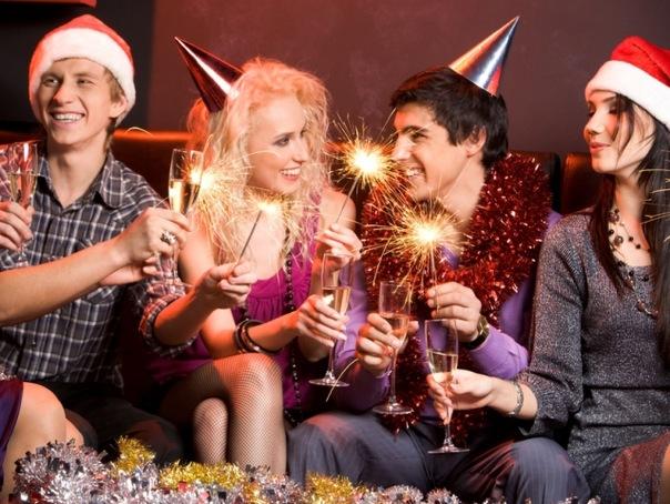 Вечеринка Pre-party. Новый год близко…