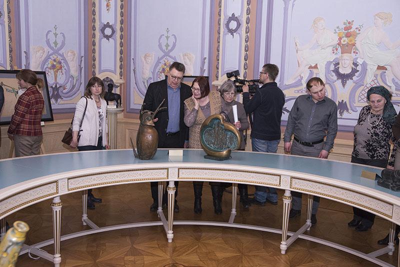 Выставка Из тайников от ГубЧК (Достояние республики)