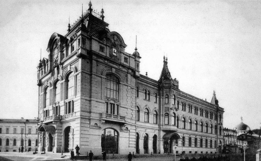 Лекция Борьба вокруг переименования улиц Нижнего Новгорода в 1923 г.