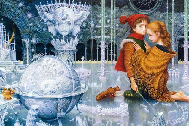 литературное путешествие В чертогах Снежного королевства