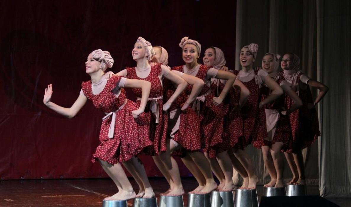Международный фестиваль современного танца ОТРАЖЕНИЕ…