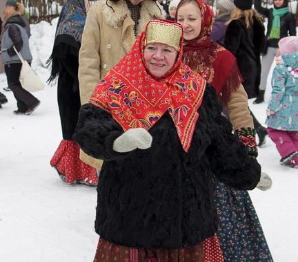 Музейное событие Ворота Зимы