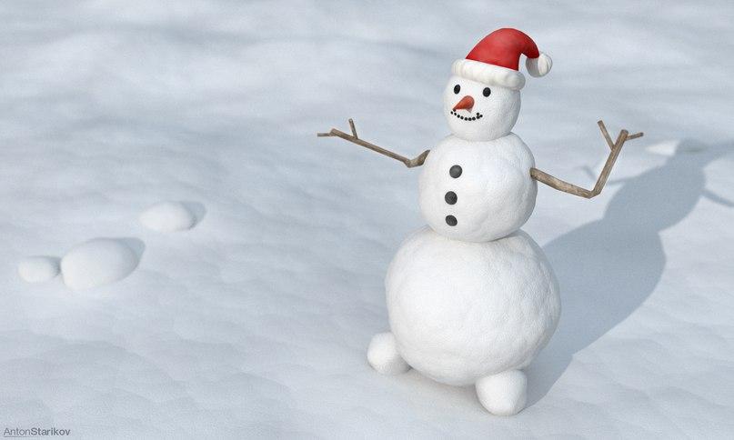 молодежная интерактивная программа Снежный ком