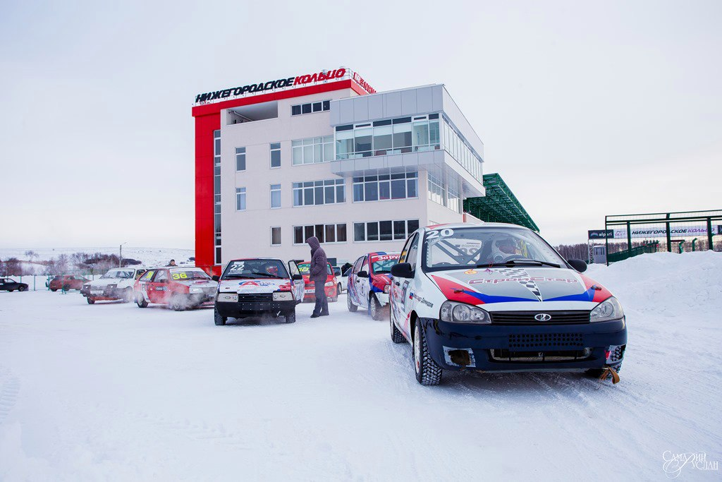 Чемпионат по ледовым гонкам NLS, 1 этап