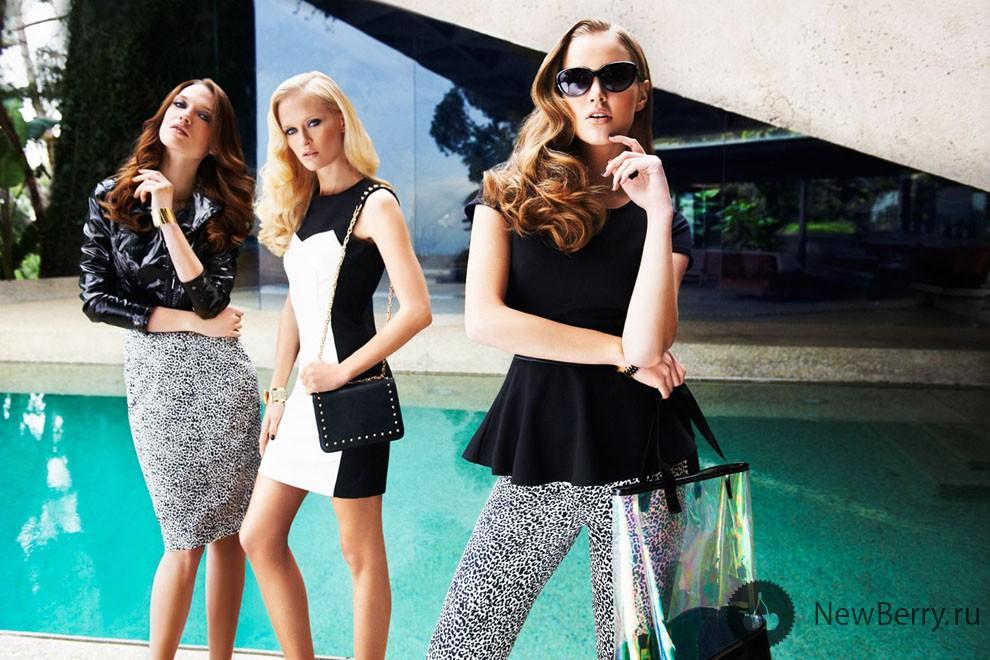 Распродажа женской одежды польского бренда