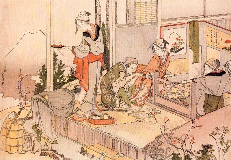 Выставка Укиё-э. История японской гравюры XVIII-XIX вв.