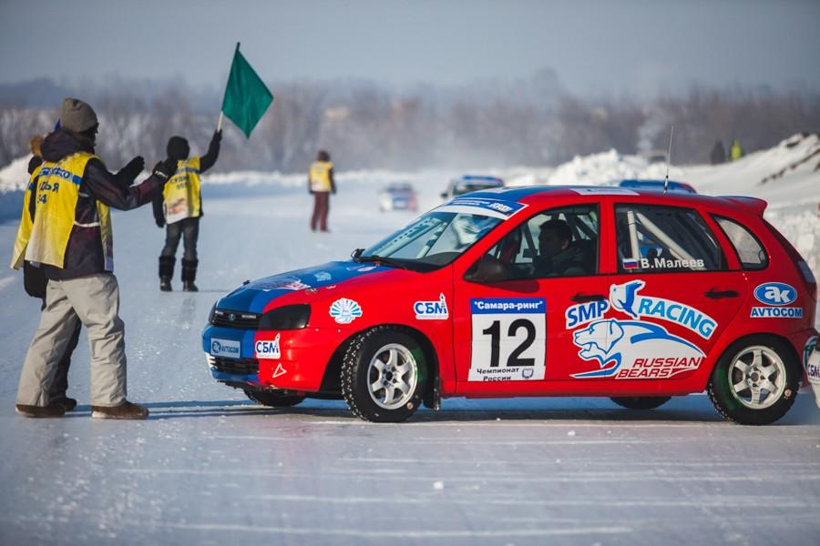 Чемпионат по ледовым гонкам NLS, 2 этап