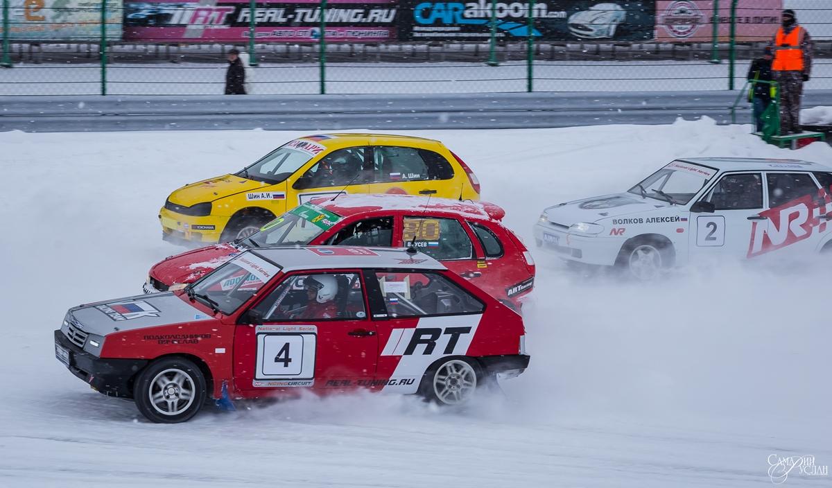 Чемпионат по ледовым гонкам NLS, 3 этап