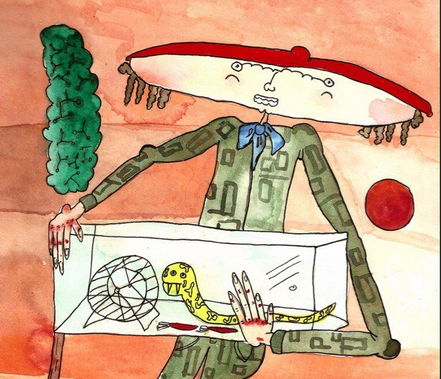Выставка Илья Барабин  Моё всё