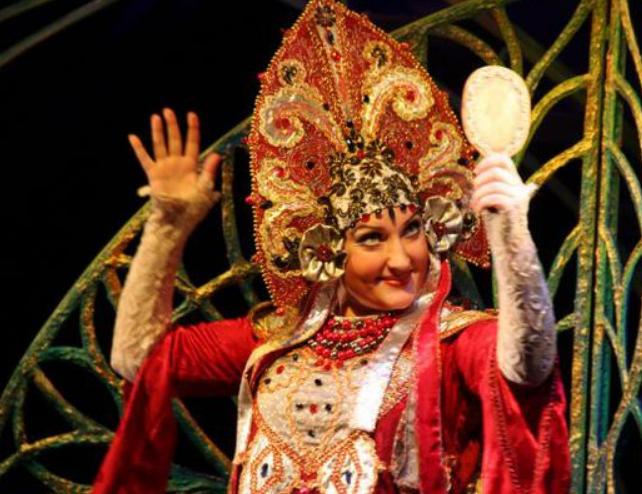 Спектакль Сказка о мертвой царевне и о семи богатырях