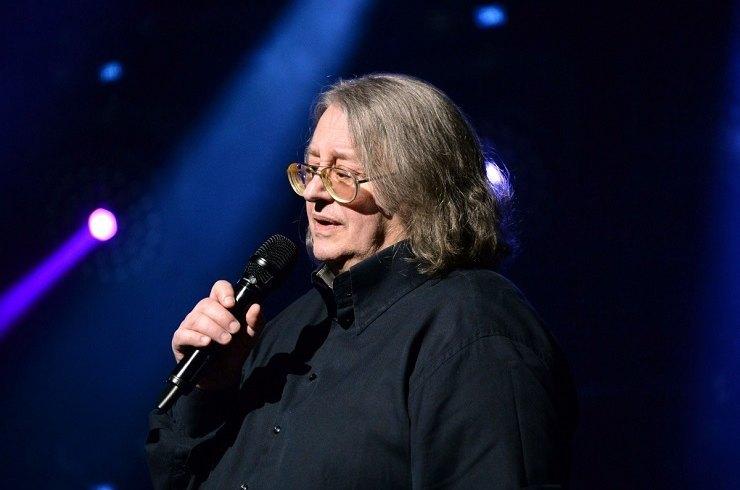 Александр Градский и финалисты шоу «Голос»