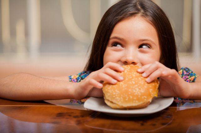 Детский Мастер-класс Готовим американский бургер