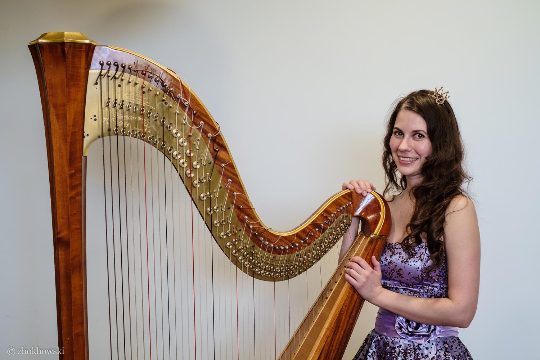 Детская концертная программа Арфа и хрустальная принцесса