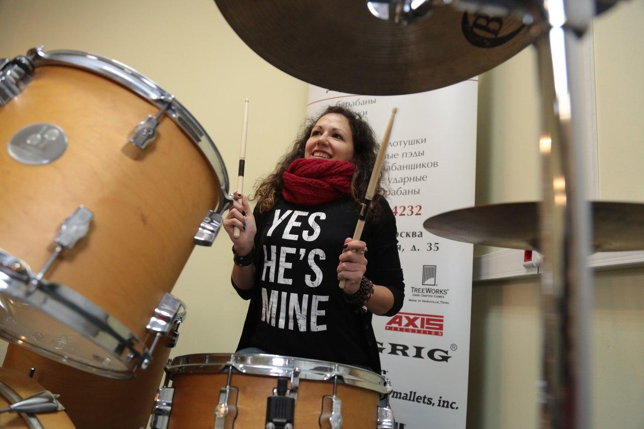 бесплатные барабанные уроки