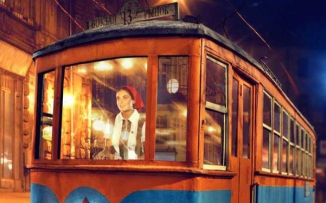 Прогулка на трамваях Чёрный пруд — Стригино.