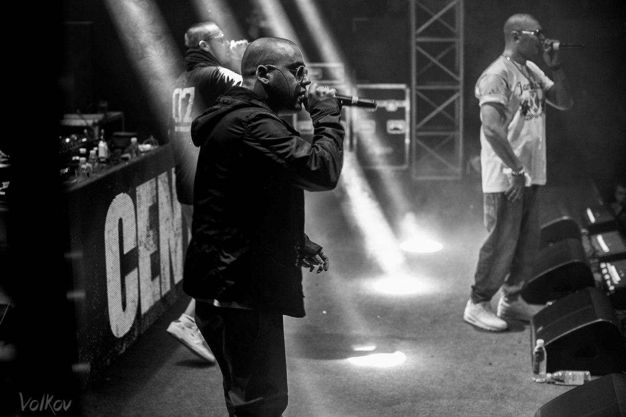 Концерт Guf & Slim