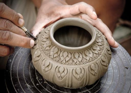 фестиваль авторской керамики КРУГОВОРОТ