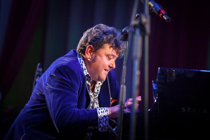 Концерт Леонида Пташки