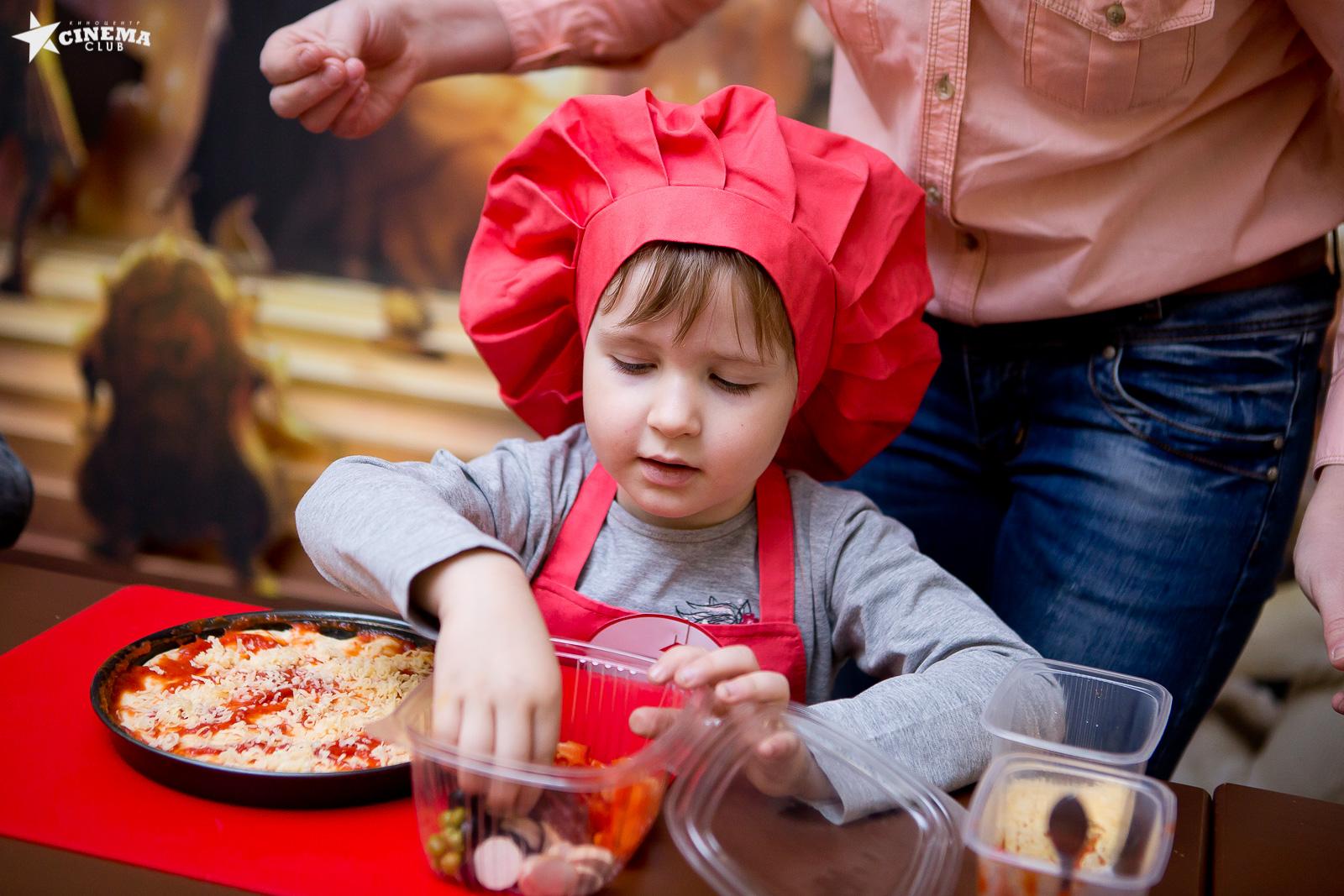 Кулинарный Battle для детей