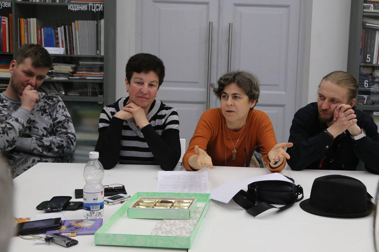 Встречи в рамках проекта: Громко с выражением