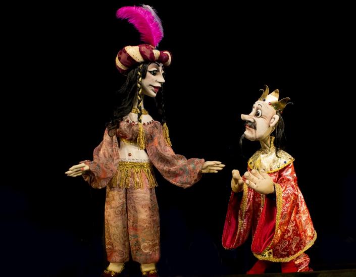 Кукольный спектакль ЗОЛОТОЙ ПЕТУШОК