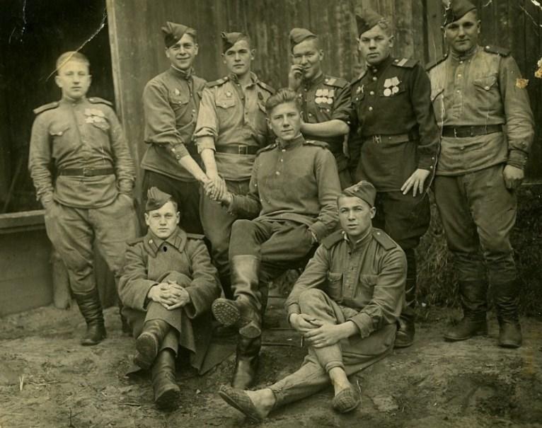 Историко-фотографический проект «100 лет РККА»