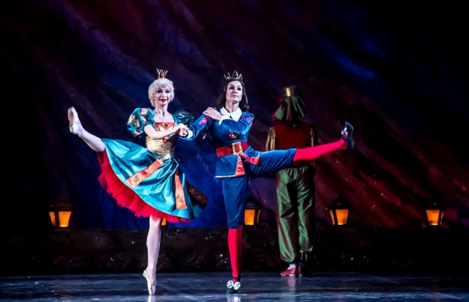 Балет Дон Кихот (премьера)