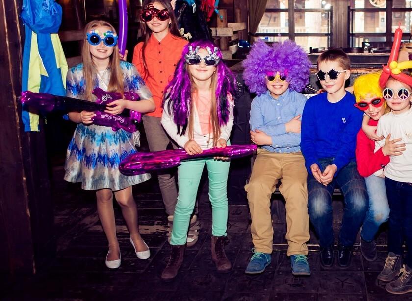 Мини-диско для детей