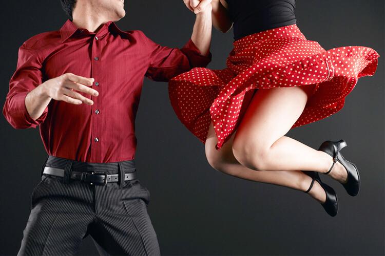 Танцы под джаз в ДК «Полиграф»!