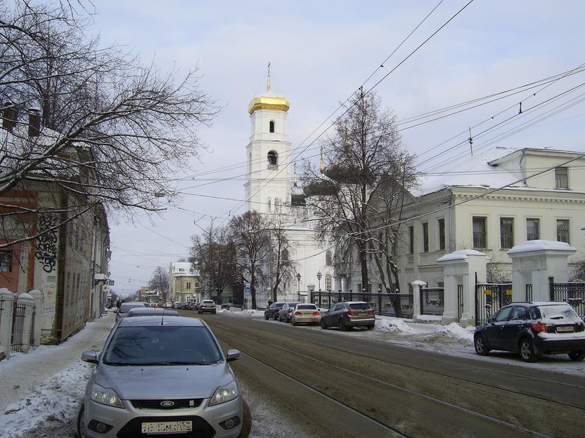 прогулка по улице Ильинской