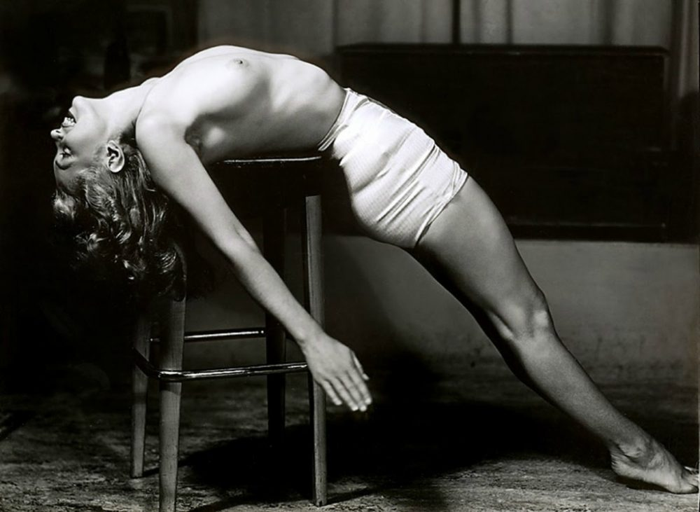 Young norma jean baker naked — photo 1