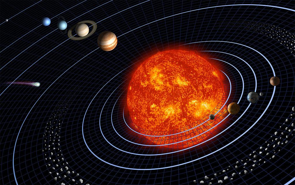 научно-популярная лекция Астрономический ликбез. Солнечная система: знакомая и незнакомая