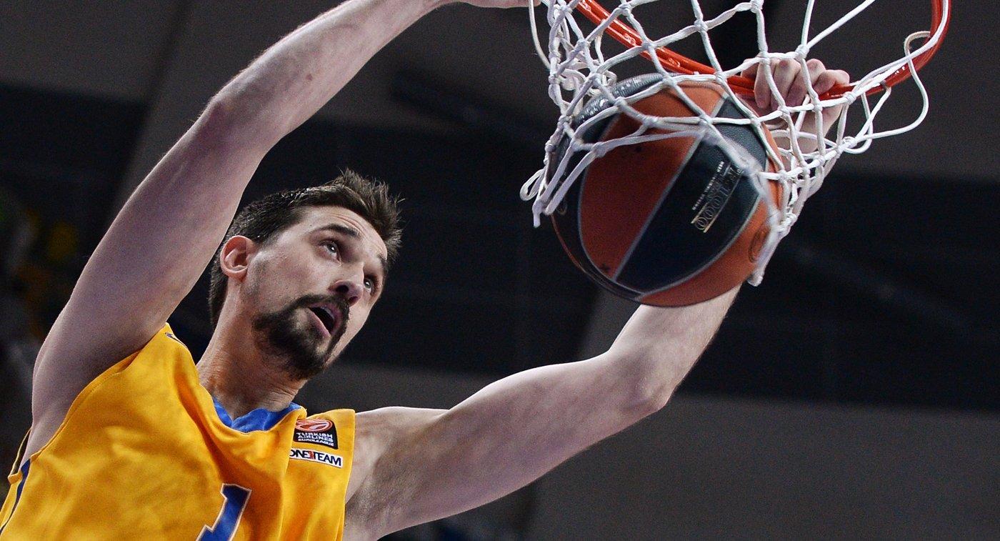 Европейский баскетбол 1/4 Кубка Европы