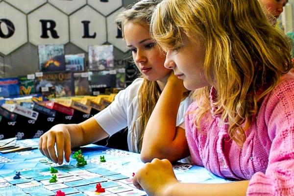 Бесплатные игротеки «Играем с нами»