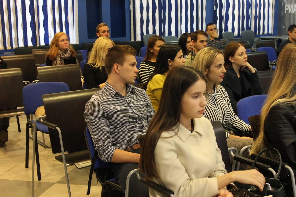 Открытая встреча проекта Школа Парламентаризма PRO