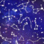 Созвездия и яркие звёзды весны