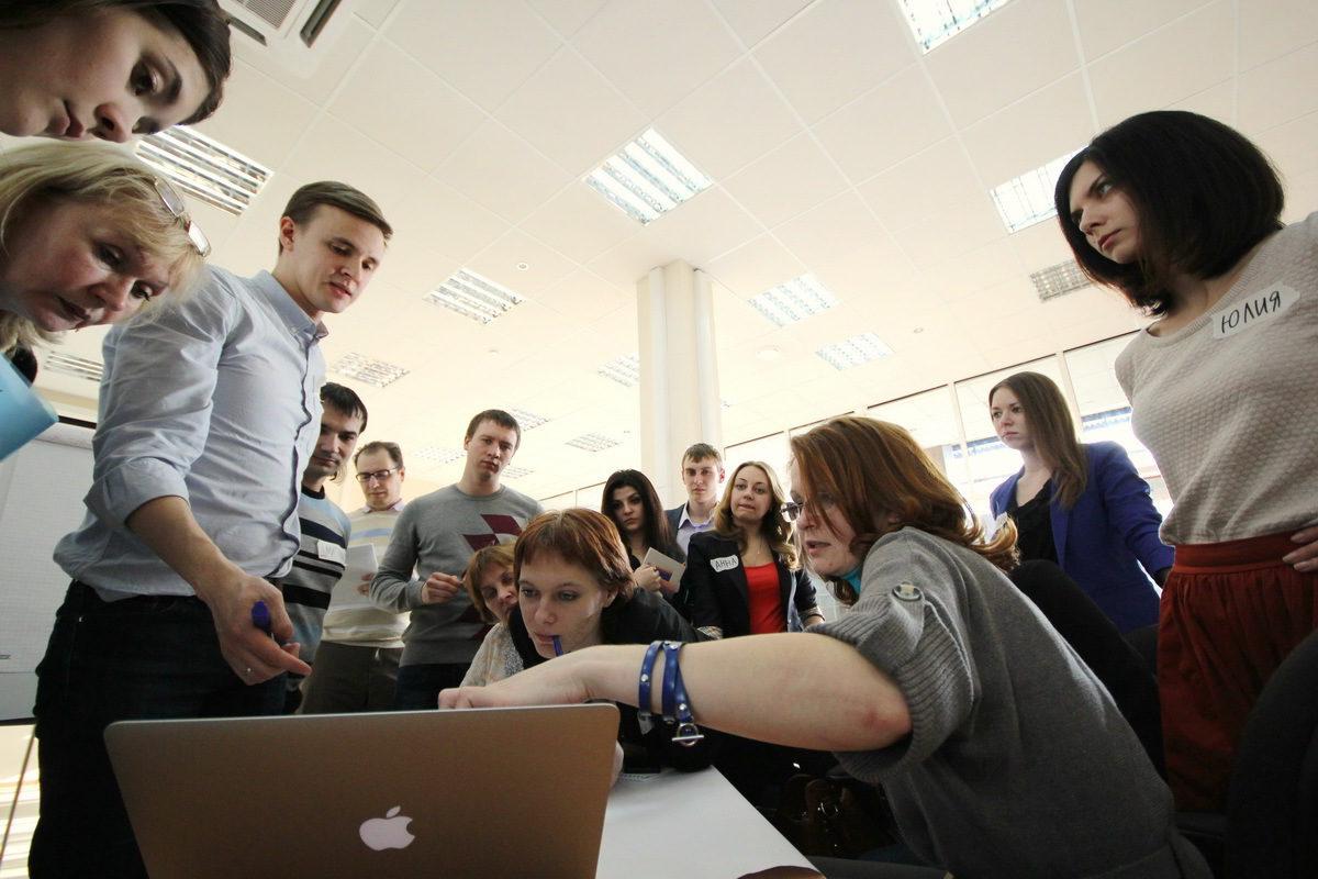 Презентация бесплатного проекта Школа городских событий