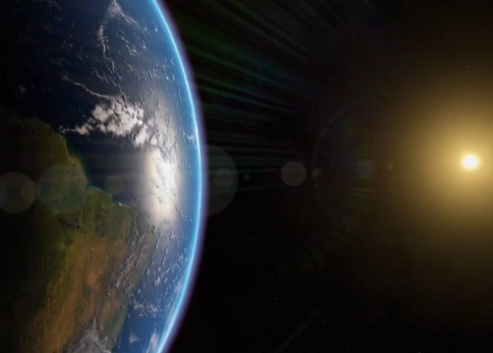 Показ научно-популярного кино Как устроена Вселенная